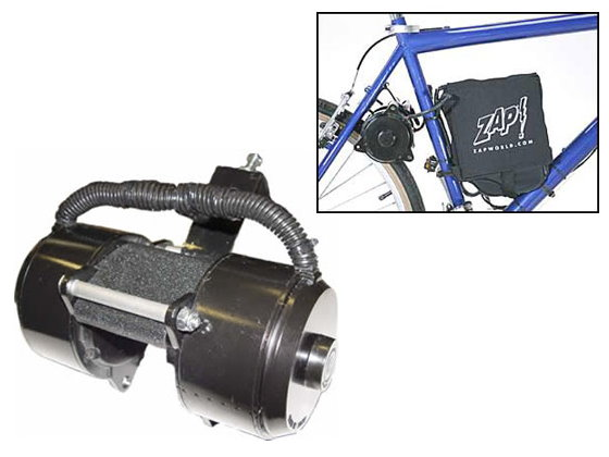 Electric Bike Systems friction 1