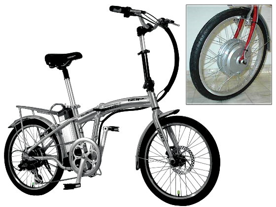 Electric Bike Systems hub 1