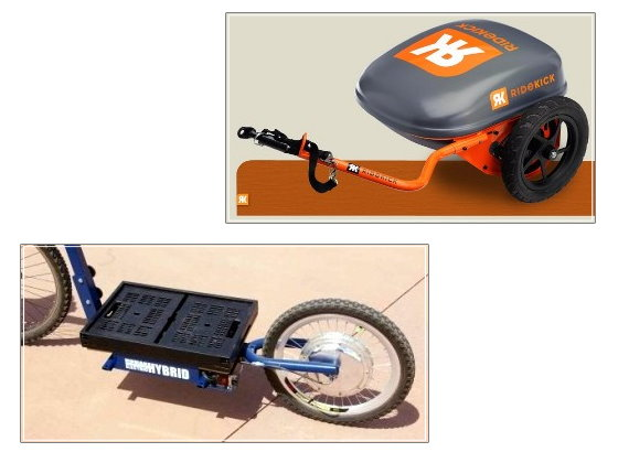 Electric Bike Systems trailer 2