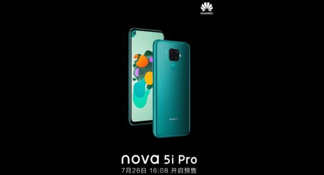 Photo of וואוי נובה Huawei Nova 5i Pro יוכרז ב־26 ביולי!