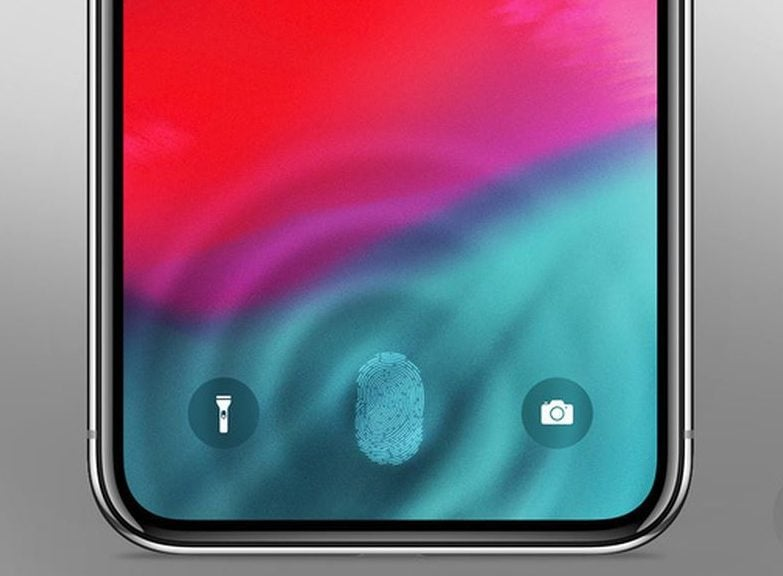 Photo of iPhone אייפון ב־2021 עם חיישן טביעת אצבע מתחת לתצוגה?