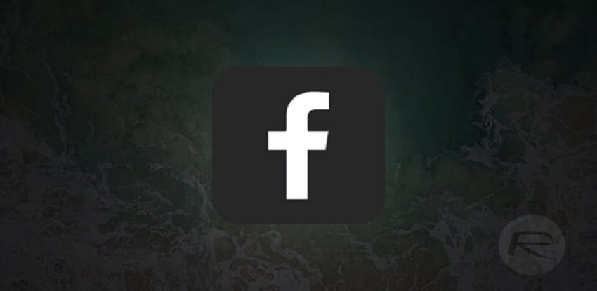 Photo of פייסבוק Facebook מפתחת Dark Mode