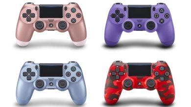 Photo of סוני/Sony מכריזה על ארבעה שלטי DualShock 4 חדשים